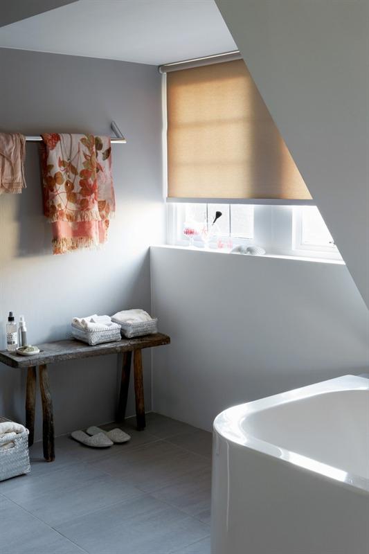 Badkamer rolgordijn sydati gordijn voor badkamer laatste design gordijnen u raamdecoratie - Mode badkamer ...